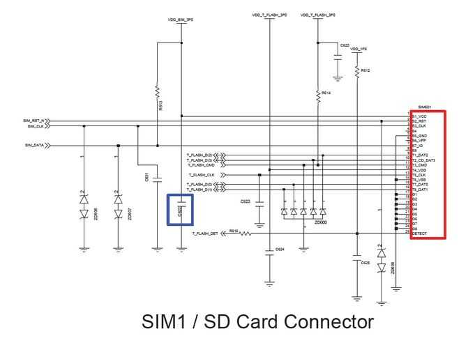 Samsung Galaxy J2 Sm-j200h Schematic Diagram