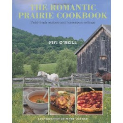 FEATURED IN THE ROMANTIC PRAIRIE COOKBOOK