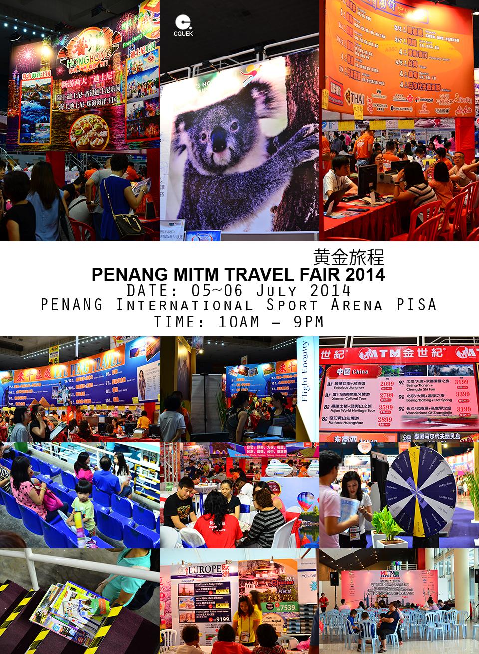Mitm Travel Fair  Penang