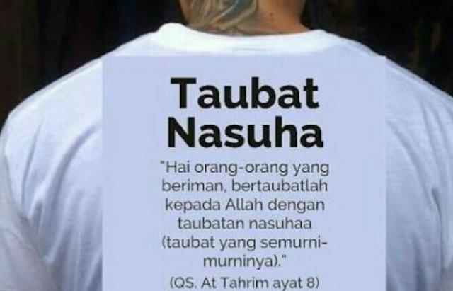 Penjelasan Mengenai Taubatan Nasuha, Mulai dari Pengertian Hingga Hal-hal yang Mendukungnya
