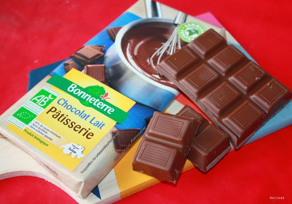 Le chocolat lait Pâtisserie