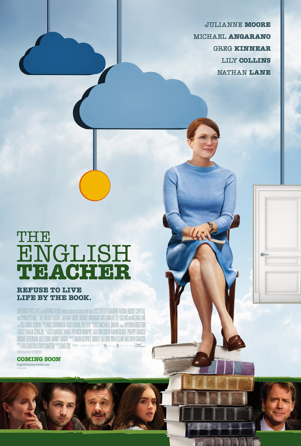 Nonton Film The English Teacher (2013)