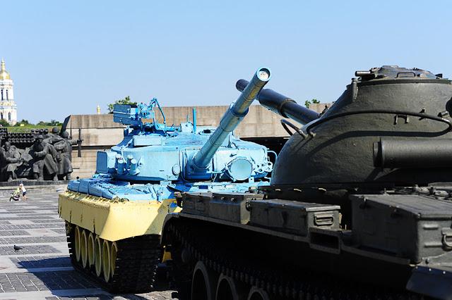Kijev - kaj početi. muzej 2. svetovne vojne