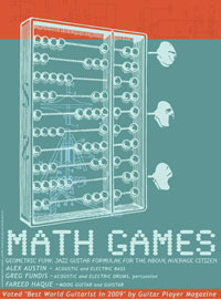 Fareed Haque's Math Games @ The Goodfoot