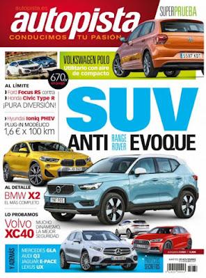 Revista Autopista España - 28 Noviembre 2017