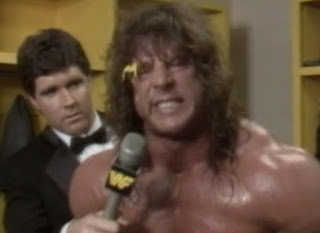 WWE SURVIVOR SERIES 1988 - THE ULTIMATE WARRIOR