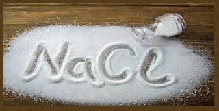 بحث حول كلوريد الصوديوم - الملح.