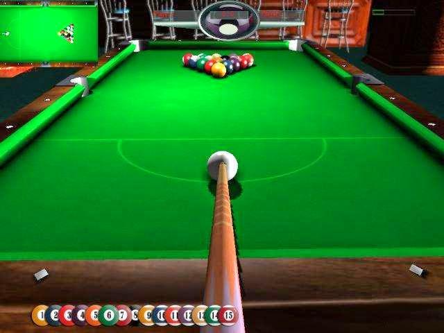 Image result for تحميل لعبة البلياردو للكمبيوتر مجانا Download Billiards Game Free