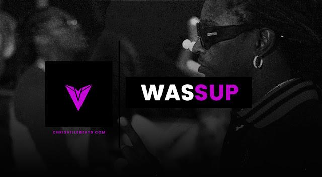 "Future Type Trap Beat 2018 ""Wassup"" | Hard Dark Rap HipHop Instrumental | Chrisville"