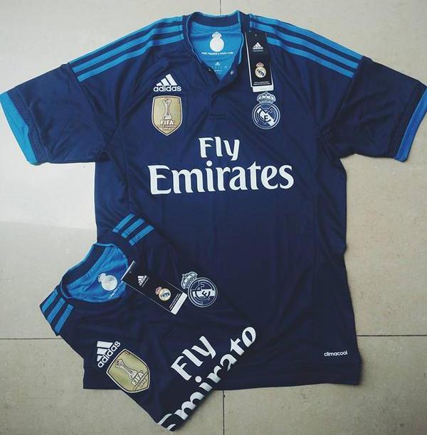 f373979ea8075 Filtrada la Tercera Camiseta Adidas del Real Madrid 2015 2016 - Nuevo Fútbol