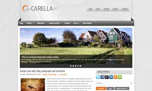 Carella Blogger Template