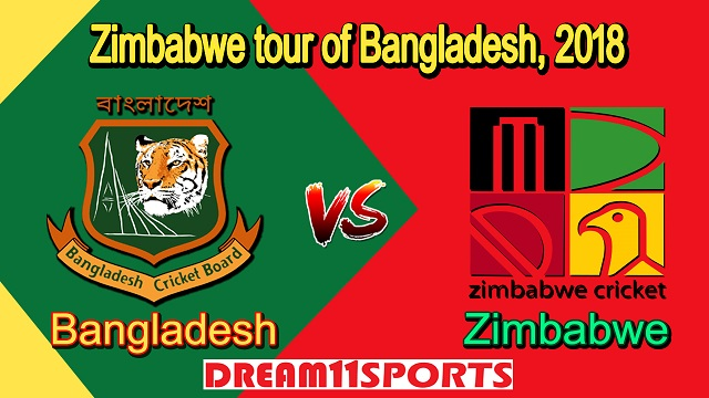 Ban vs Zim, 1st ODI Match Real Predition in Dream11,Ban vs Zim dream 11 probably playing 11 team