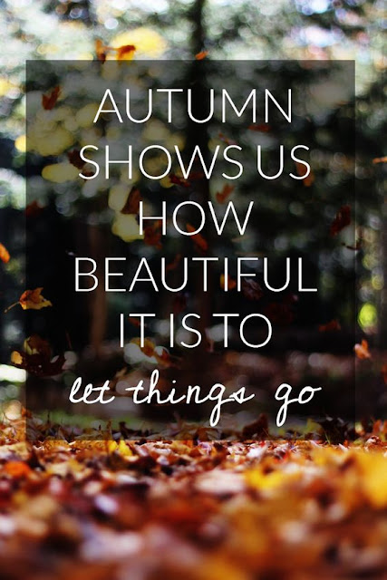 Autumnal Vibes….