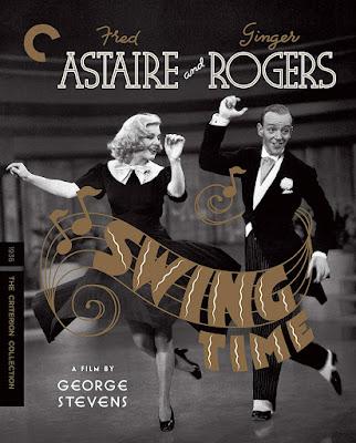 Swing Time 1936 Bluray