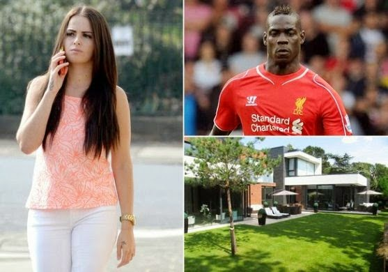 Balotelli sends female fan out 411vibes