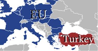 Ελλάδα και Τουρκία σε δύο κόσμους