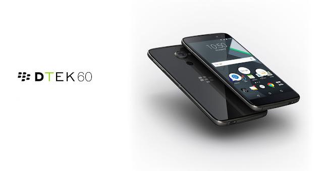 Harga Blackberry DTEK60