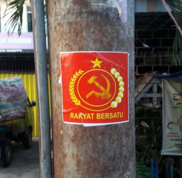 """Lawan Umat Islam, Komunis Kembali Eksis Lewat """"Pintu Kebebasan"""" yang Dibuka Pendukung Ahok : kabar Terbaru Hari Ini"""