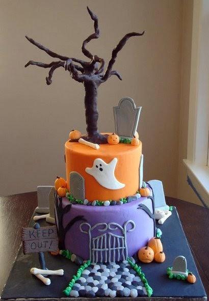 Cakegirl On The Run Blast From The Past Spooky Halloween