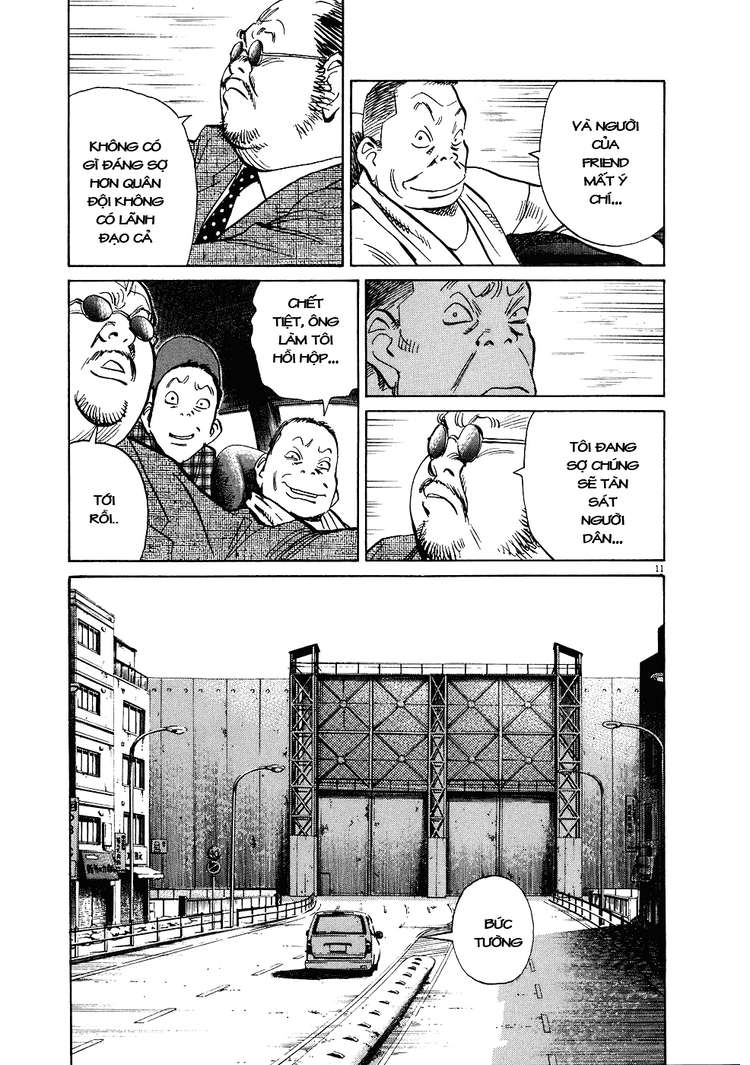 20th Century Boys chapter 241 trang 23