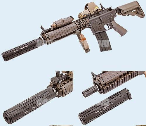 Alien Airsoft Colt MK18 MOD1 AEG