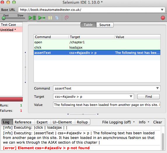PRACTICUM: Selenium 2 Testing Tools Beginner's Guide: Getting