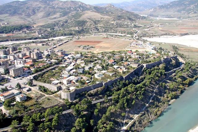 Kalaja e Tepelenës.