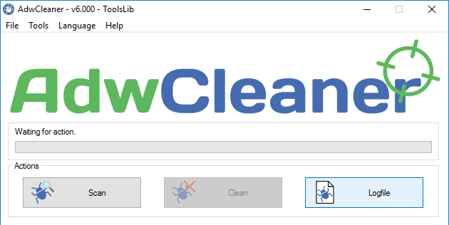 AdwCleaner 6.0.4.3