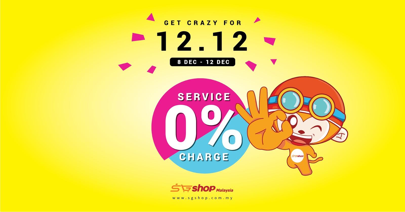 Tawaran Menarik Sedang Berlangsung di SGshop (Trusted Taobao Agent) !