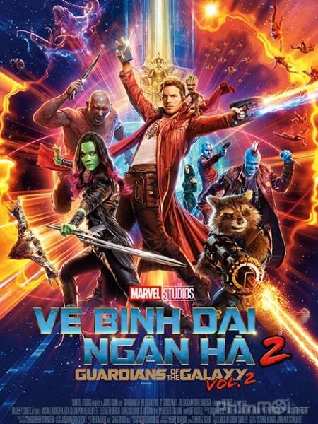 Ve binh dai ngan ha 2 - Guardians of the Galaxy 2017 Vietsub
