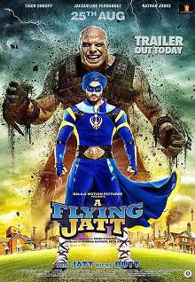 A Flying Jatt Movie Review