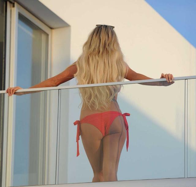 Sexy φωτογράφηση της Bianca Gascoigne