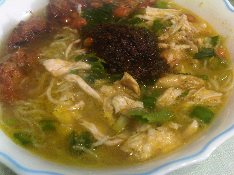Love Resepi Soto Ayam Dapur Tanpa Sempadan