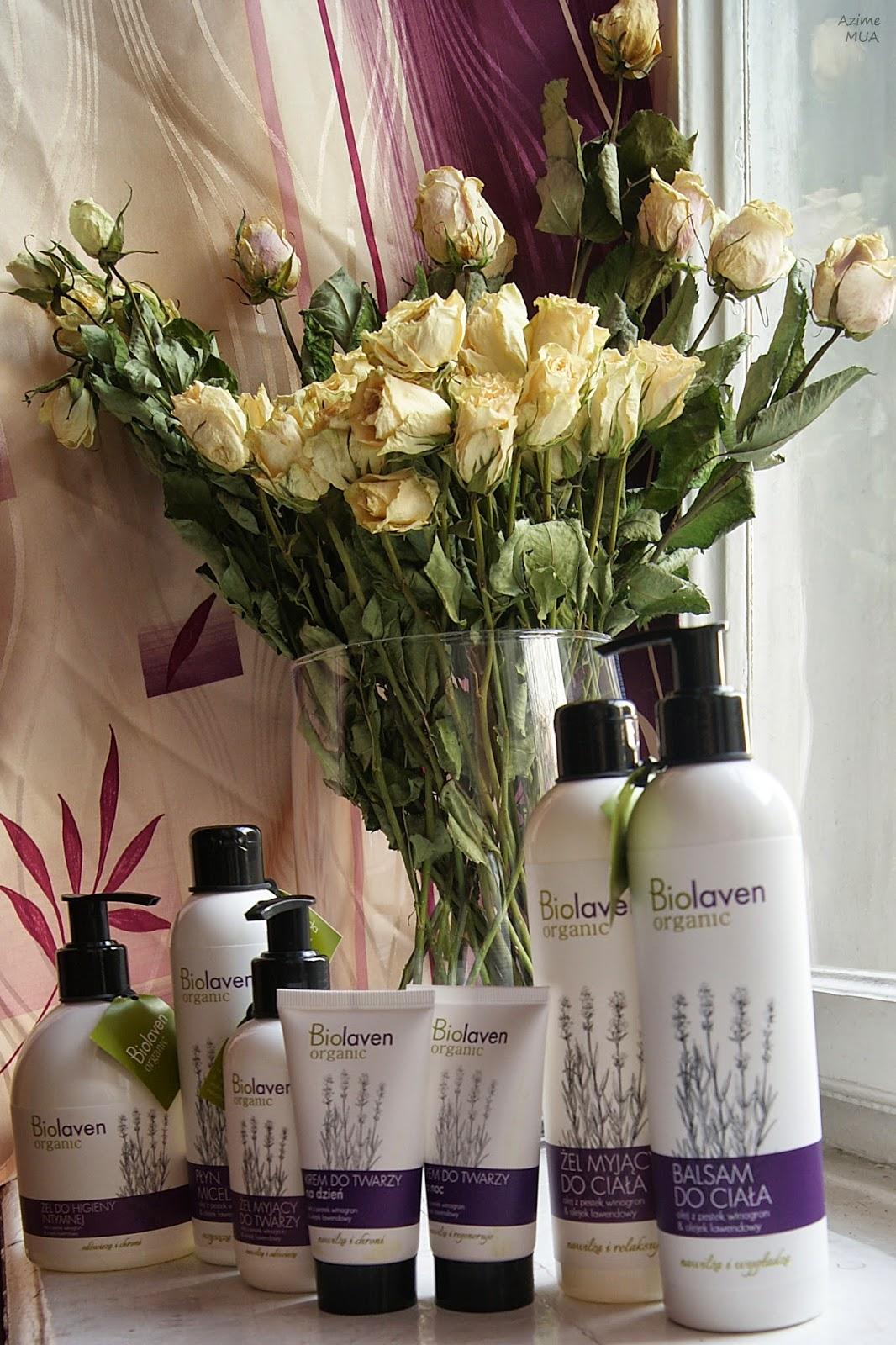 [196.] Nowa linia kosmetyków Sylveco- BIOLAVEN organic (pierwsze wrażenia).