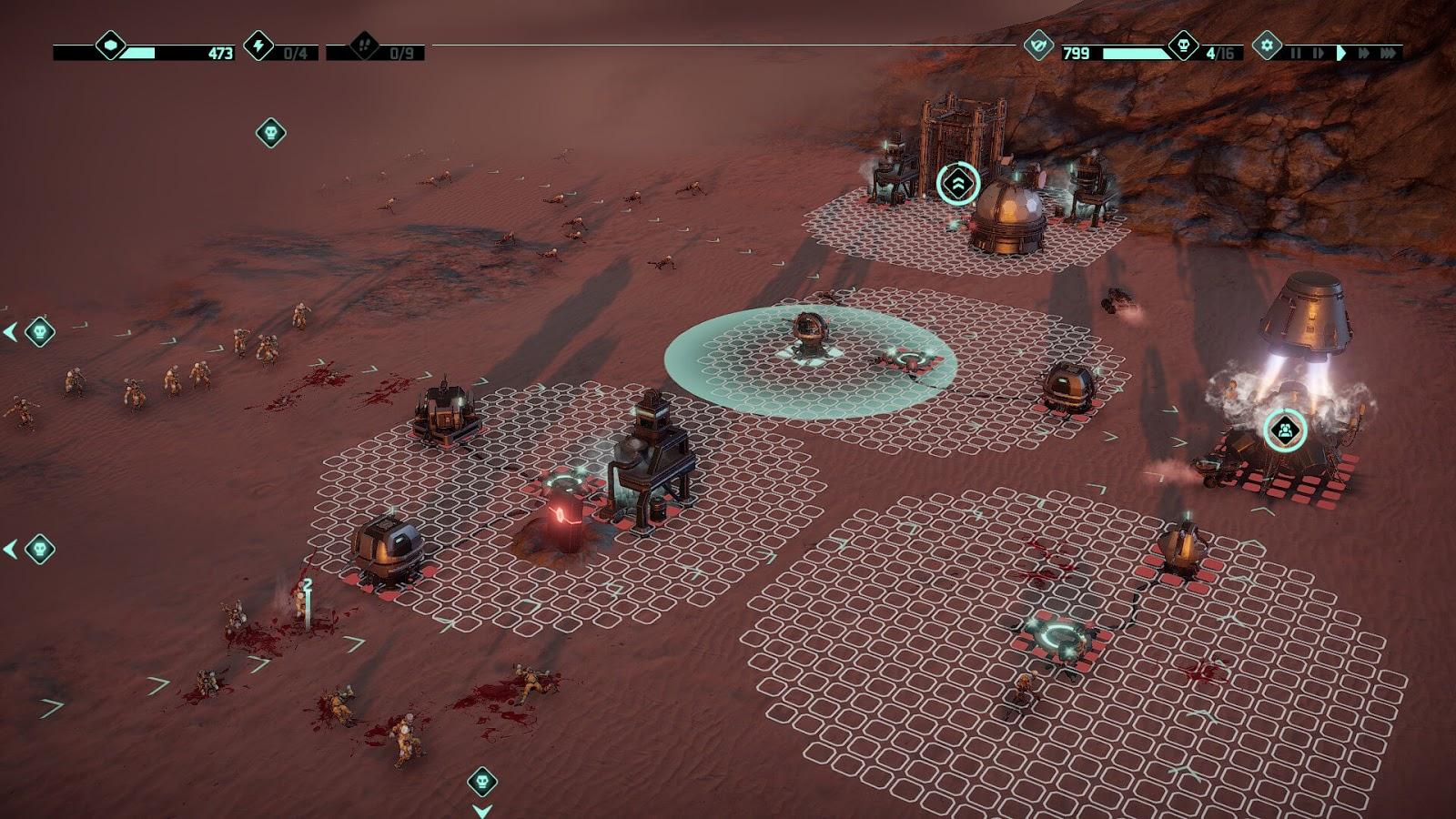 MarZ Tactical Base Defense