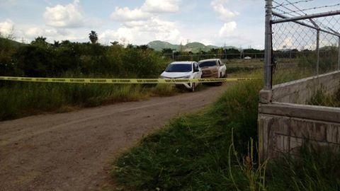 Encuentran camionetas tapizadas de balas con las que habrían atacado a Militares