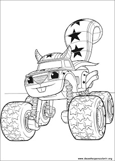 Blaze e as Monster Machines