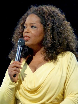 Oprah Winfrey - time management