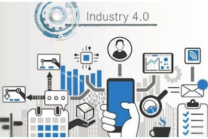Lengkap! Penjelasan apa itu revolusi industri 4.0