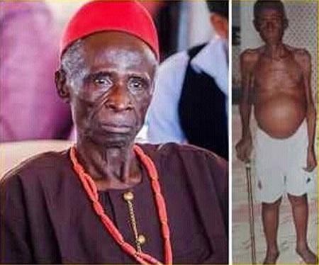Oh No!!! Popular Veteran Nollywood Star Actor, Elder Maya is Dead (Photos)