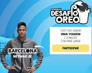 Promoção Desafio Oreo