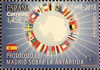 PROTOCOLO DE MADRID SOBRE LA ANTARTIDA