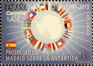 PROTOCOLO DE MADRID SOBRE LA ANTÁRTIDA