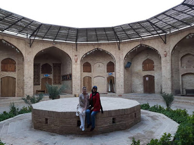 ran the Caravanserais existence goes back to before Islam and mainly Sassanian time but the main ones still standing today are from Safavid dynasty and by the order of Shah Abbas 999 Caravansaries were built.
