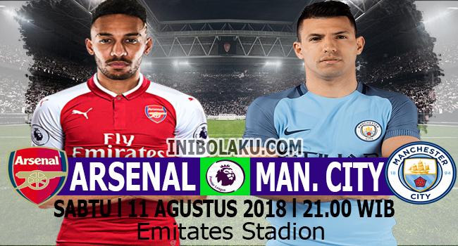 Laga Arsenal vs Manchester City Akan Jadi Laga Pembuka Premier League 2018-2019