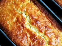 Lemon Ricotta Pound Cake • Mother's Day • Handmade Accordion Book