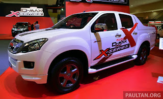 Dmax V-cross แต่ง