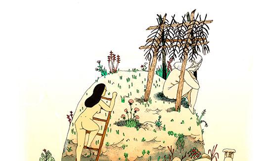Ilustración, Edades de Iria Fafián