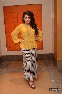 Archana Veda Stills at Celebrations of 101 Trendz Exhibition Curtain Raiser Press Meet