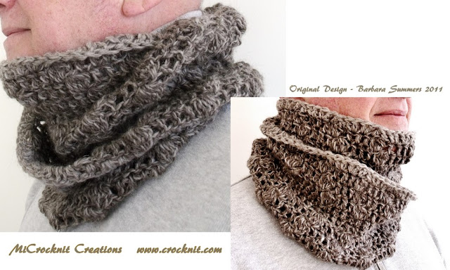 free crochet patterns, scarf, infinity scarf, cowl, man, moebius, mobius